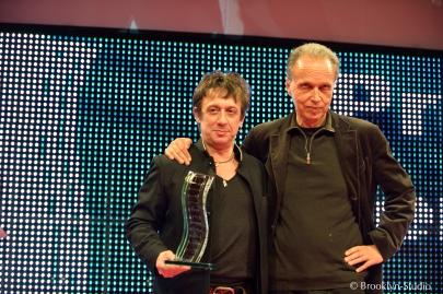 Eric Serra et Jean-Claude Petit