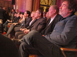 Anna Karina, Laurent Lafon, Candice Patou, Robert Hossein, Yves Bosset & Olivier Marchal