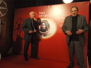 Rémy Julienne et Robert Hossein