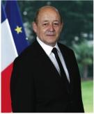 Prix Langlois 2014 - Photo Jean-Yves Le Drian - Ministre de la Défense