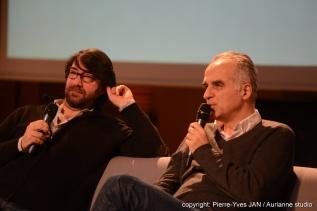 """Antoine de Gaudemar et Antoine de Baecque - Table Ronde sur le film """"Le Mépris"""" de Jean-Luc Godard"""