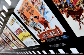 Exposition affiches Western