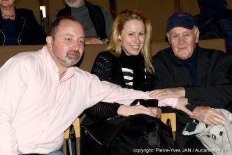 Hommage à Robert Hossein avec Rémy Julienne
