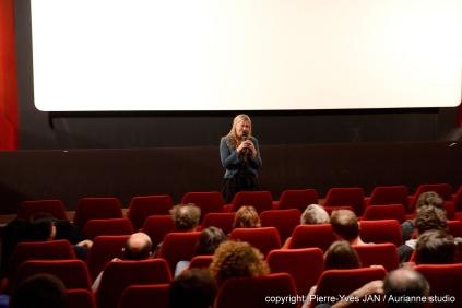 """Sophie Blondy - Projection de son film """"L'Etoile du Jour"""""""
