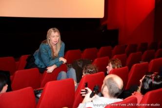 """Questions/Réponses avec Sophie Blondy - Projection de son film """"L'Etoile du Jour"""""""
