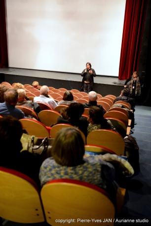 """Jean-François Davy - Projection de son film """"Les Aiguilles Rouges"""""""