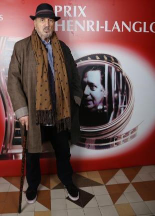 Jean-Claude Carrière ©Denis Guignebourg