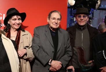Anna Karina, Robert Hossein et Tchéky Karyo ©Denis Guignebourg