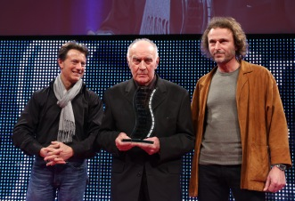 Vincent Perrot, Rémy Julienne et Michel Carliez ©Denis Guignebourg