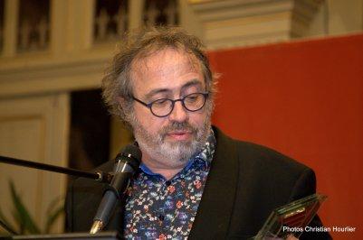 Jaco Van Dormael, réalisateur belge et lauréat du Prix Henri Langlois du cinéma francophone 2016.