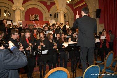 La Sirène, Orchestre d'Harmonie de Paris sous la direction de Fabrice Colas